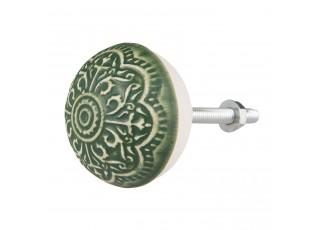 Keramická úchytka Ximena - Ø 4*3 cm