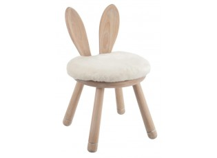 Židle EAR RABBIT - 34*34*55 cm