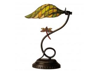 Stolní lampa Tiffany Blade - Ø 34*45 cm 1x E14 / max 60w