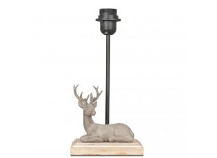 Základna k lampě Jelen - 16*13*35 cm E27 / Max 60W