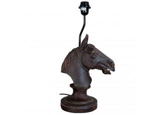 Základna k lampě hlava koně - 17*25*48 cm / E27/60W