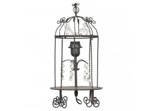 Stolní lampa Reina - Ø 25*41 cm 1x E27 max 60w