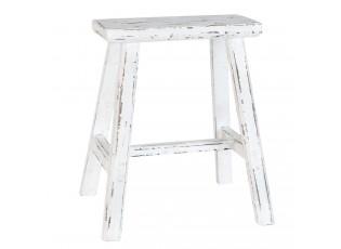 Dřevěná vintage stolička - 35*30*40 cm