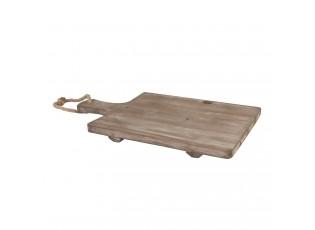 Dřevěný podnos  - 29*47*3 cm