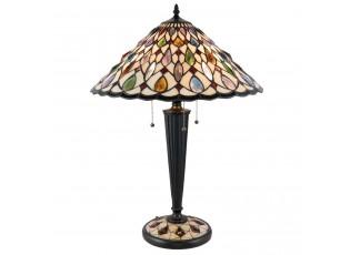 Stolní lampa Tiffany - Ø 56*76 cm