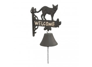 Zvonek s kočičkou - 20*11*25 cm