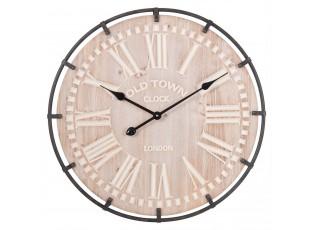 Nástěnné hodiny Old Town - Ø 61*5 cm / 1xAA