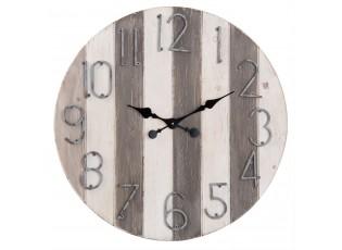 Nástěnné hodiny Enrique - Ø 71*5 cm / 1xAA