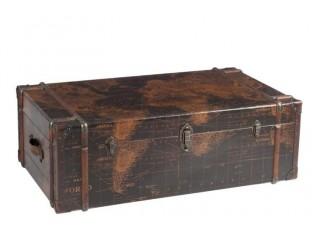 Konferenční stolek TRUNK MAP - 122*72*42 cm