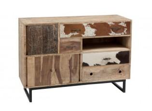 Dřevěná komoda - 115*40*80 cm