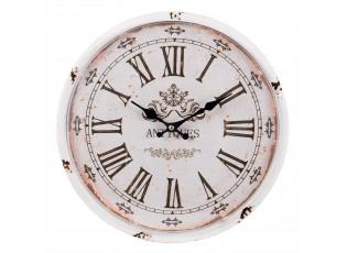 Nástěnné hodiny Antiques - Ø 32*6 cm 1XAA