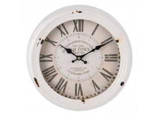 Nástěnné hodiny Old town - Ø 30*6 cm