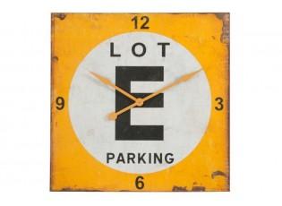 Nástěnné hodiny LOT E - 80*6*80 cm