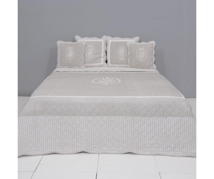 Přehoz na jednolůžkové postele Quilt 179 - 140*220 cm