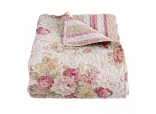 Vintage přehoz na dvoulůžkové postele Q182 nature - 180*260 cm