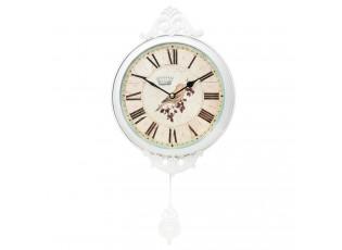Nástěnné hodiny s kyvadlem  - 21*5cm