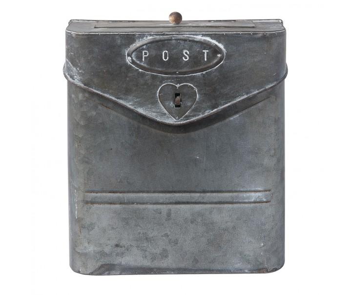 Poštovní retro schránka - 24*8*29 cm