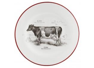 Dezertní talíř Kráva Country side animal - Ø 20 cm