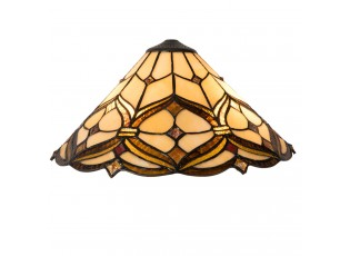 Stínidlo Tiffany  Quadre - Ø 40*20 cm