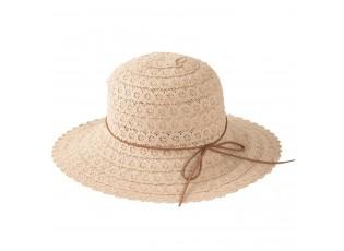 Dámský světlý klobouk Elise