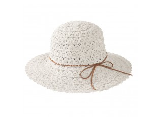 Dámský šedý klobouk Elise