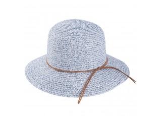 Dámský modrý klobouk Avery