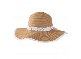 Dámský hnědý klobouk Jane