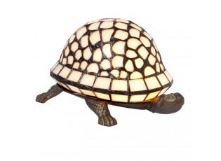 Stolní Tiffany lampa Tortoise - 21*14*12 cm