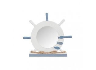 Stolní zrcadlo KORMIDLO - 43*28*7 cm