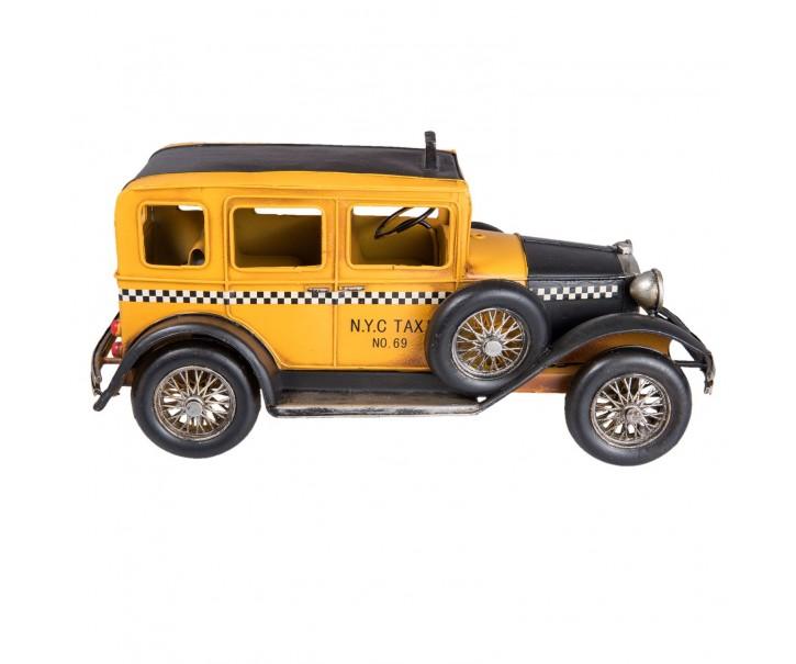 Retro model N.Y.C. taxi - 32*15*15 cm
