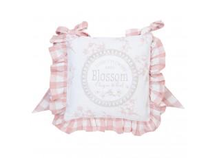 Sedák s kanýry Lovely Blossom Flowers - 40*40 cm - bez výplně