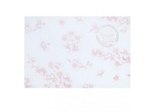 Prostírání Lovely Blossom Flowers - sada 6ks