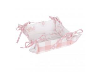Košík na pečivo Lovely Blossom Flowers - 35*35 cm