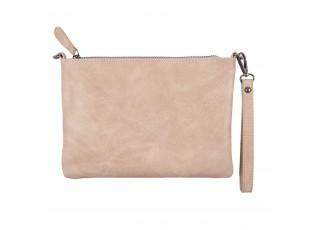 Béžová kabelka Sofie - 16*24 cm