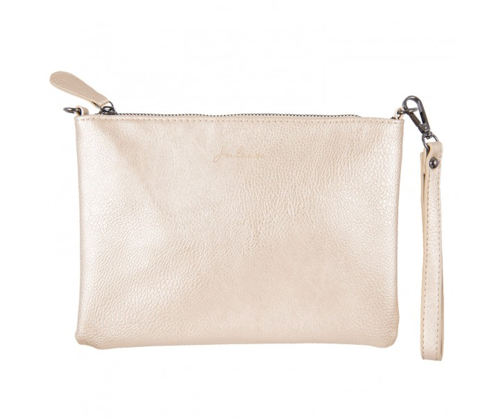 Zlatá kabelka Sofie - 16*24 cm