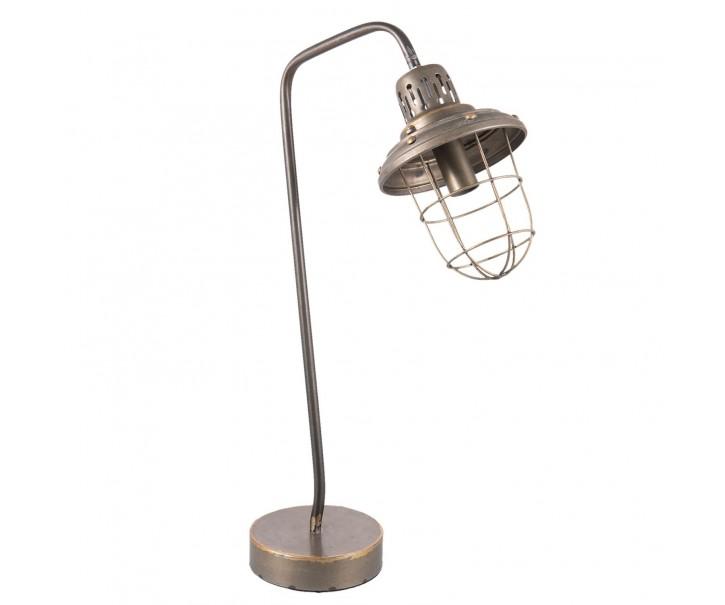 Kovová stolní lampa Industrial - 36*15*60 cm / E14 / Max. 1x40 Watt