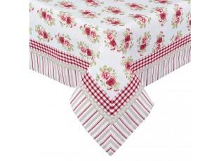 Ubrus na stůl Garden of Roses - 100 *100 cm