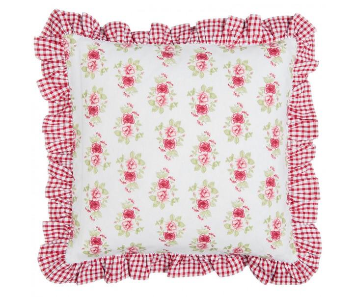 Povlak na polštář s kanýrem Garden of Roses - 40*40 cm