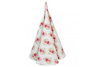 Utěrka kulatá Garden of Roses - Ø 80 cm