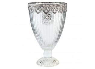 Svícen na čajovou svíčku - Ø 13*22 cm