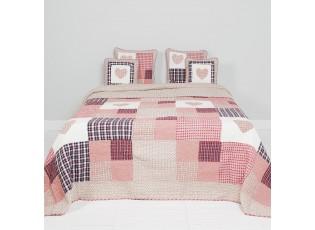 Přehoz na dvoulůžkové postele Quilt 121- 230*260 cm