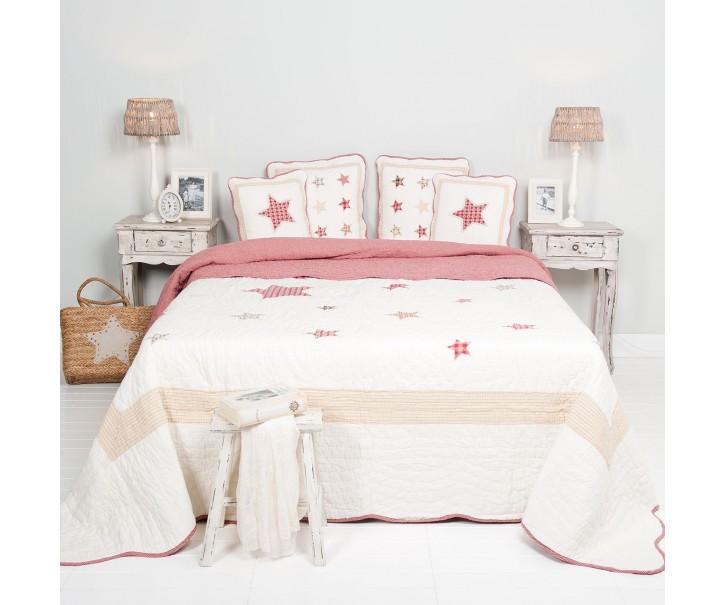 Přehoz na postel Hvězdčky - 140*220 cm
