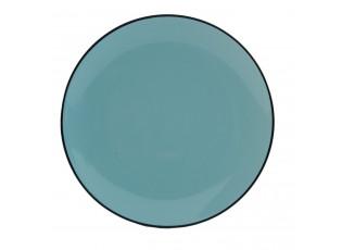 Dezertní talíř modrý - Ø 20*2 cm