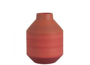Keramická váza Degrade Angular - 21*21*28 cm