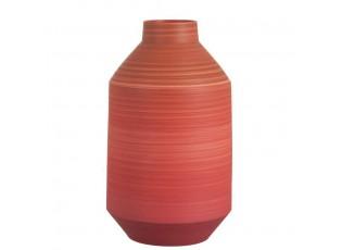 Keramická váza Degrade Angular - 19*19*35 cm