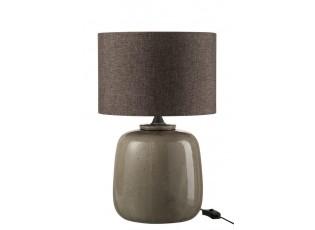 Stolní lampa se stínítkem Taupe  - Ø 30 * 48cm