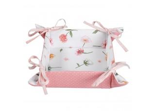 Textilní košíček A sunny day - 40*40 cm
