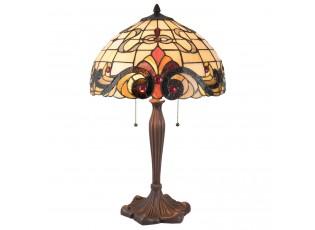 Stolní Tiffany lampa Desert - Ø 40*61 cm