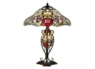 Stolní lampa Tiffany - Ø 58*67 cm