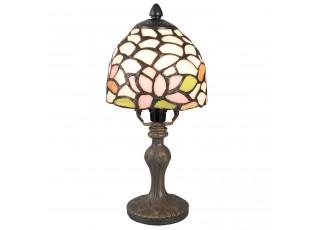 Stolní Tiffany lampa - Ø 14*28 cm